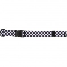 Acembly Waist Pack Belt - Black/White Checkered