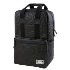 Hex X ADLC Convertible Backpack - Black Quilt