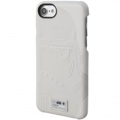 Hex X Star Wars iPhone 8 Phone Case - Stormtrooper White Emboss