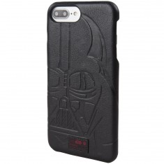 Hex X Star Wars iPhone 8+ Phone Case - Darth Vader Black Emboss