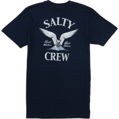 Salty Crew Signal T-Shirt - Navy