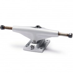 Tensor Mag Light Lo Skateboard Trucks - Silver
