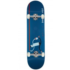 Enjoi Jim Houser Series R7 Rojo Skateboard Complete - 8.0""