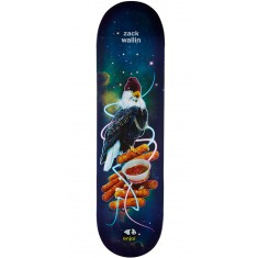 Enjoi Snack Surfers V2 Imp Light Skateboard Deck - Zack Wallin - 8.25
