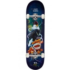 Enjoi Snack Surfers V2 Imp Light Skateboard Complete - Zack Wallin - 8.25