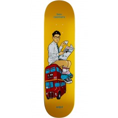 Enjoi Upper Decker Bus R7 Skateboard Deck - Ben Raemers - 8.25