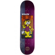Almost Top Cat R7 Skateboard Deck - Willow - 8.375