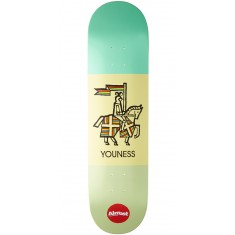 Almost Knight 420 R7 Skateboard Deck - Youness Amrani - 8.125