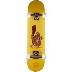 Almost Captain Caveman Youth Skateboard Complete - Blonde - 7.375