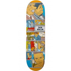 Enjoi Movie Night Impact Light Skateboard Deck - Zack Wallin - 8.25