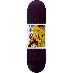 Enjoi Dog Pooper Wild West R7 Skateboard Deck - Jose Rojo - 8.25