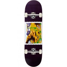 Enjoi Dog Pooper Wild West R7 Skateboard Complete - Jose Rojo - 8.25