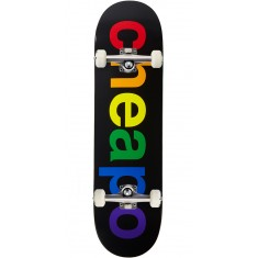 Enjoi Cheapo Hybrid Skateboard Complete - Black - 8.375