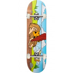 Almost Napping Caveman R7 Skateboard Complete - Chris Haslam - 8.375
