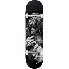 Zero Faces of Death R7 Skateboard Complete - Dane Burman - 8.375
