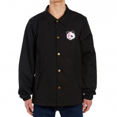 Enjoi Stardust Panda Jacket - Black