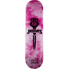 Zero Power R7 Skateboard Deck - Windsor James - 8.0