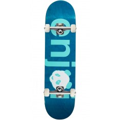 Enjoi No Brainer Hybrid Skateboard Complete - Light Blue - 8.0