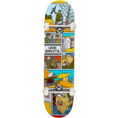 Enjoi Movie Night R7 Skateboard Complete - Louie Barletta - 8.0
