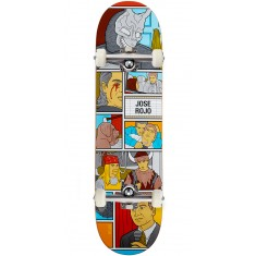 Enjoi Movie Night R7 Skateboard Complete - Jose Rojo - 8.25