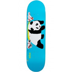 Enjoi Party Panda R7 Skateboard Deck - Blue - 8.25