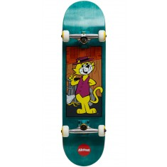Almost Top Cat Skateboard Complete - Teal - 8.0