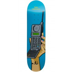 Enjoi Instant Messages Impact Light Skateboard Deck - Ben Raemers - 8.0