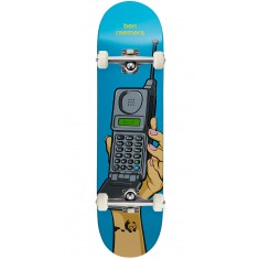Enjoi Instant Messages Impact Light Skateboard Complete - Ben Raemers - 8.0