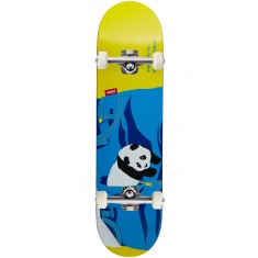 Enjoi Little Friend R7 Skateboard Complete - Yellow - 8.0
