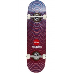 Almost Metallic Vibes Impact Skateboard Complete - Youness Amrani - 8.0