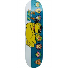 Almost Muttley Plaques R7 Skateboard Deck - Rodney Mullen - 8.125