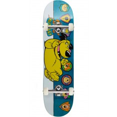 Almost Muttley Plaques R7 Skateboard Complete - Rodney Mullen - 8.125