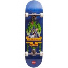 Almost Tom Panther Premium Skateboard Complete - Blue - 8.0