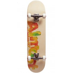 Almost Blotchy Skateboard Complete - Peach - 7.75