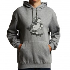 Enjoi Skateboards My Little Pony Pullover Hoodie - Heather Grey