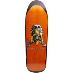 Blind Gonz Skull & Banana R7 Screen Print Skateboard Deck - Mark Gonzales - 9.875