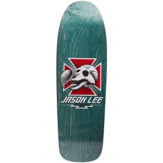 Blind Lee Dodo Skull R7 Screen Print Skateboard Deck - Jason Lee - 9.625