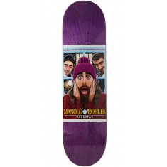 Darkstar Home Alone Impact Light Skateboard Deck - Manolo Robles - 8.125