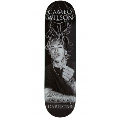 Darkstar Haze Impact Light Skateboard Deck - Cameo Wilson - 8.25