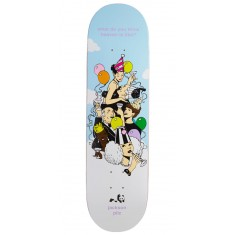 Enjoi Suburban Outfitters R7 Skateboard Deck - New Pro #1 - 8.375