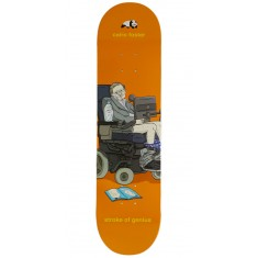 Enjoi Stroke of Genius R7 Skateboard Deck - Cairo Foster - 8.0