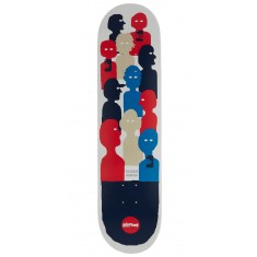 Almost Group Text Impact Light Skateboard Deck - Youness Amrani - 8.0
