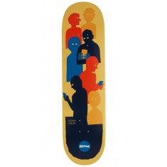 Almost Group Text Impact Light Skateboard Deck - Rodney Mullen - 8.25