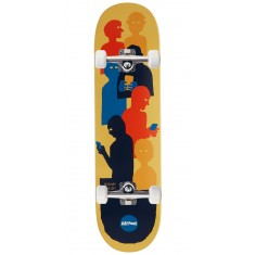 Almost Group Text Impact Light Skateboard Complete - Rodney Mullen - 8.25
