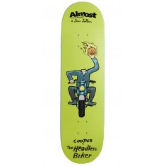 Almost Jean Jullien Monsters R7 Skateboard Deck - Cooper Wilt - 8.375