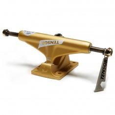 Tensor Mag Light Reg Tens Flick Skateboard Trucks - Gold