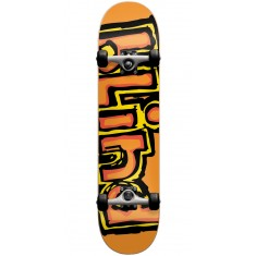 Blind OG Matte Skateboard Complete - Orange - 7.875