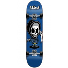 Blind Bone Thug Complete Soft Wheels Skateboard Complete - Royal - 7.625