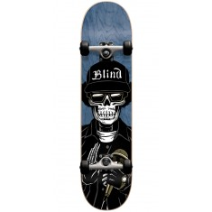 Blind Reaper E Premium Youth Skateboard Complete - Blue - 7.0