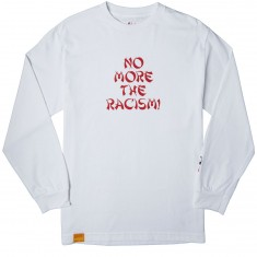 Enjoi No More Longsleeve T-Shirt - White
